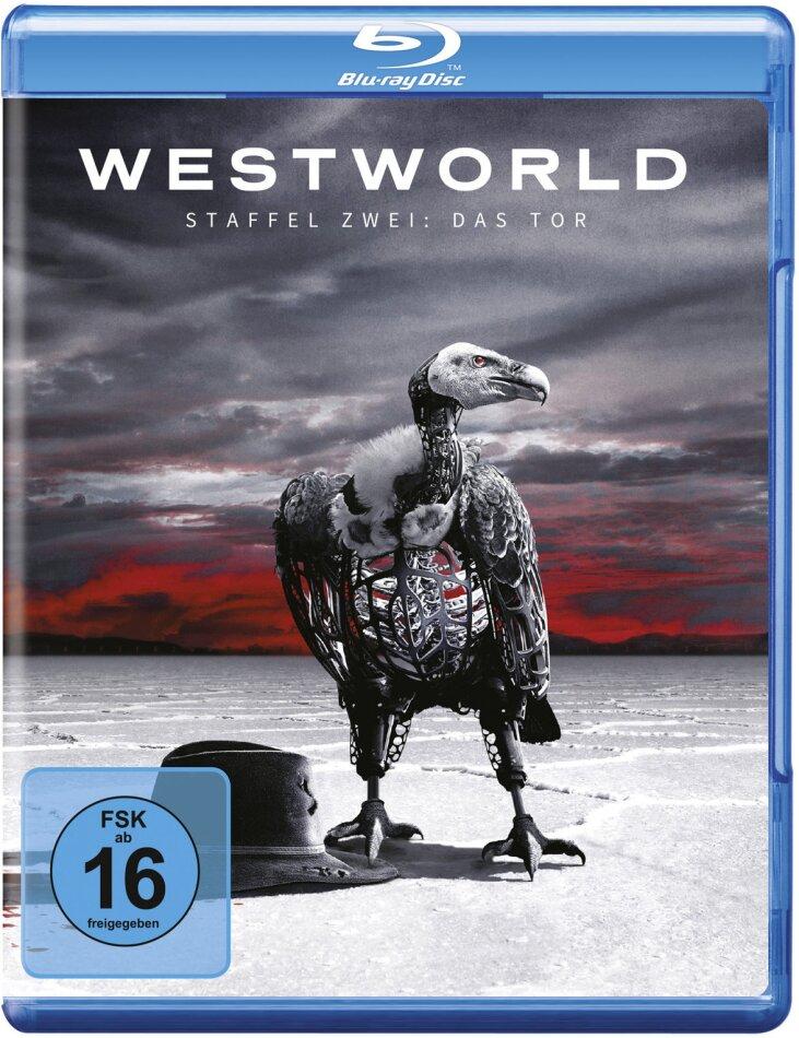 Westworld - Staffel 2 - Das Tor (3 Blu-ray)