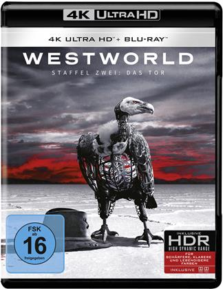 Westworld - Staffel 2 - Das Tor (3 4K Ultra HDs + 3 Blu-rays)