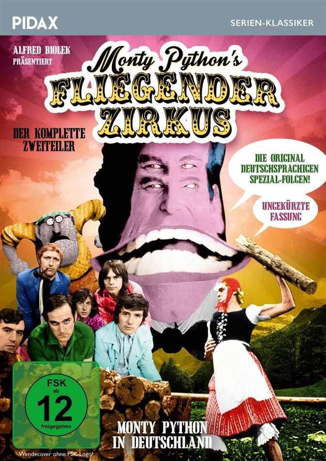 Monty Python's Fliegender Zirkus - Der komplette Zweiteiler (Pidax Serien-Klassiker, Uncut)