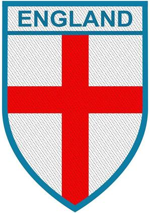 Generic Standard Patch - England (Loose)