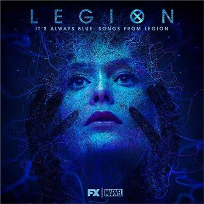Noah Hawley & Jeff Russo - Its Always Blue: Songs From Legion - OST (Deluxe Edition)