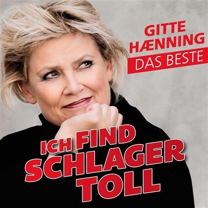 Gitte Haenning - Ich Find Schlager Toll-