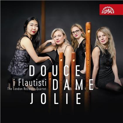 I Flautisti & The London Recorder Quartet - Douce Dame Jolie