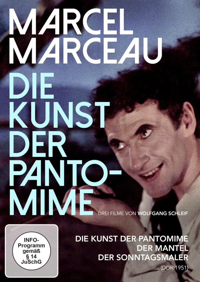 Marcel Marceau - Die Kunst der Pantomime