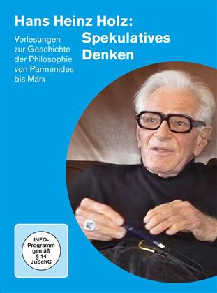 Hans Heinz Holz - Spekulatives Denken (2 DVDs)
