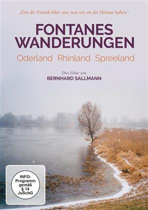 Fontanes Wanderungen - Oderland - Rhinland - Spreeland (2018)