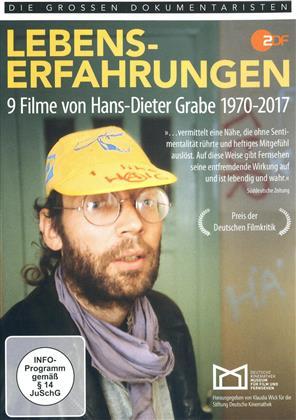 Lebenserfahrungen - 9 Filme von Hans-Dieter Grabe 1970 – 2017 (2 DVDs)