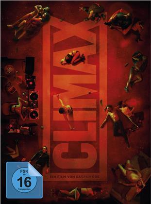 Climax (2018) (Edizione Limitata, Mediabook, Blu-ray + DVD)