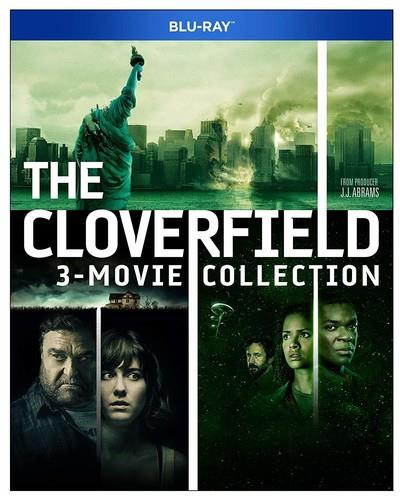 The Cloverfield 3-Movie Collection (3 Blu-ray)