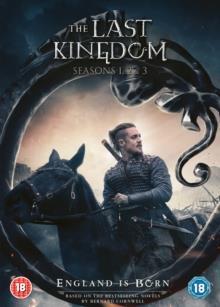 The Last Kingdom - Seasons 1-3 (10 DVDs)