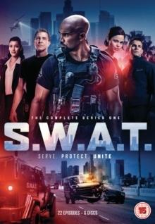 S.W.A.T. - Season 1 (2017) (6 DVDs)