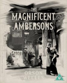 The Magnificent Ambersons (1942) (s/w, Criterion Collection)