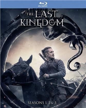 The Last Kingdom - Season 1-3 (10 Blu-rays)