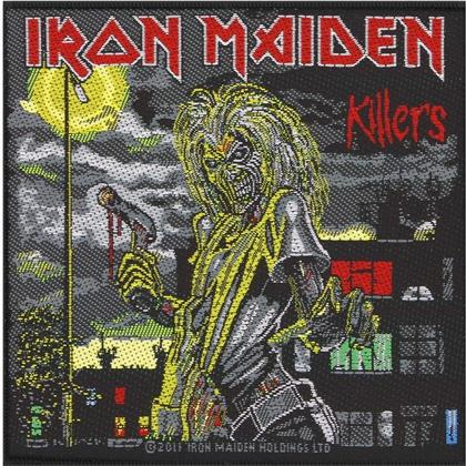 Iron Maiden - Killers - Patch