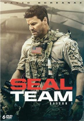 SEAL Team - Saison 1 (6 DVDs)