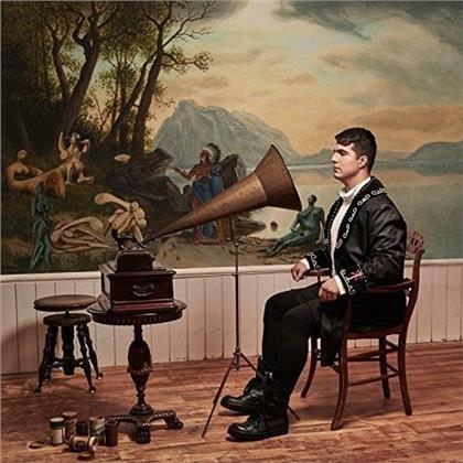 Jeremy Dutcher - Wolastoqiyik Lintuwakonawa (Blue/Purple Vinyl, LP + Digital Copy)