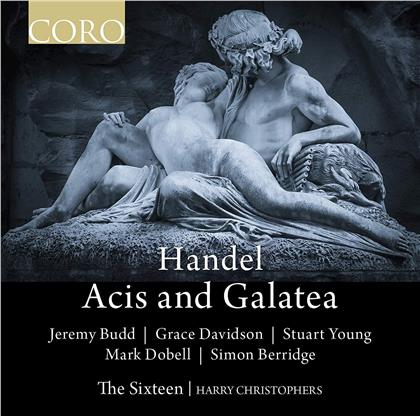 The Sixteen, Georg Friedrich Händel (1685-1759) & Harry Christophers - Acis And Galatea (2 CD)