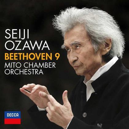 Ludwig van Beethoven (1770-1827), Seiji Ozawa & Mito Chamber Orchestra - Symphonie No. 9