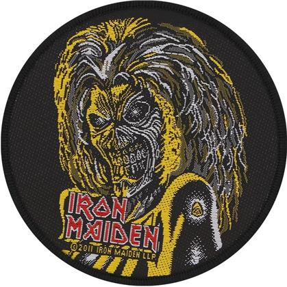 Iron Maiden - Killers Face - Patch