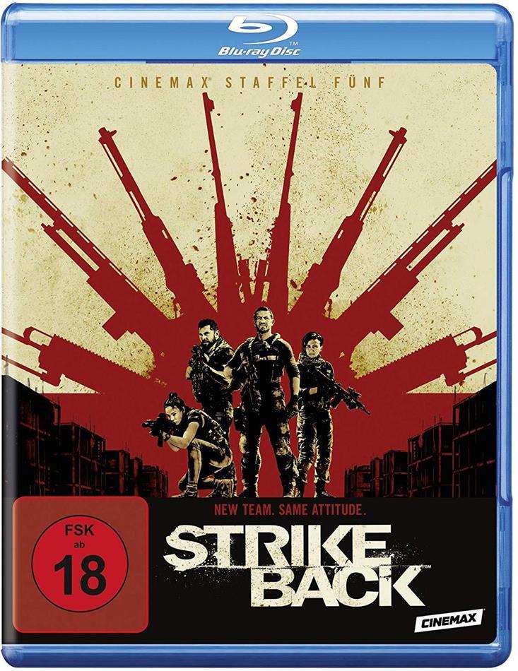 Strike Back - Staffel 5 (3 Blu-rays)