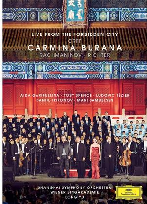Shanghai Symphony Orchestra, Long Yu, … - Orff - Carmina Burana - Live From The Forbidden City (Deutsche Grammophon)