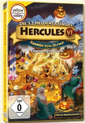 12 Heldentaten des Herkules 6: Rennen zum Olymp - PC BUDGET YELLOW VALLEY (Sammleredition)