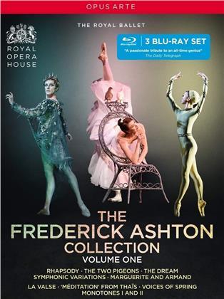 Royal Ballet - The Frederick Ashton Collection - Vol. 1 (Opus Arte, 3 Blu-rays)