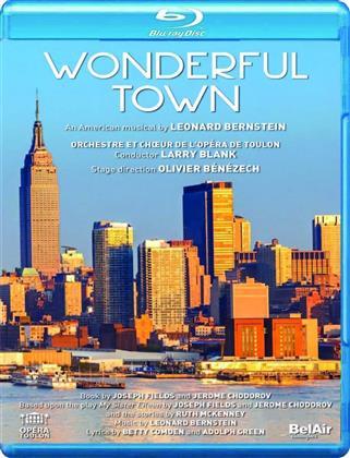 Orchestre de l'Opera de Toulon, Larry Blank & Olivier Bénézech - Bernstein - Wonderful Town (Bel Air Classiques)