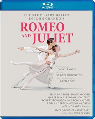 Stuttgart Ballet, Staatsoper Stuttgart & John Cranko - Prokofiev - Romeo & Juliet (Unitel Classica)