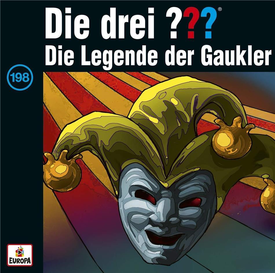 Die Drei ??? - 198/Die Legende der Gaukler