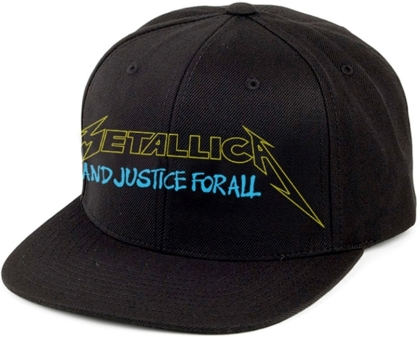 Metallica - And Justice For All Bright Starter (Snapback)