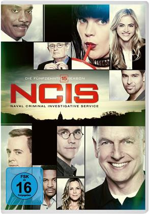 NCIS - Navy CIS - Staffel 15 (6 DVDs)