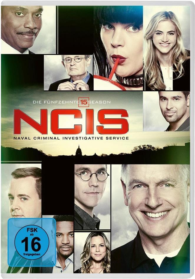 NCIS - Navy CIS - Staffel 15 (6 DVDs)
