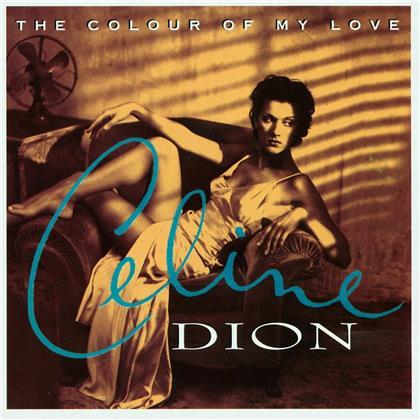Celine Dion - Colour Of My Love (2019 Reissue, 2 LPs)