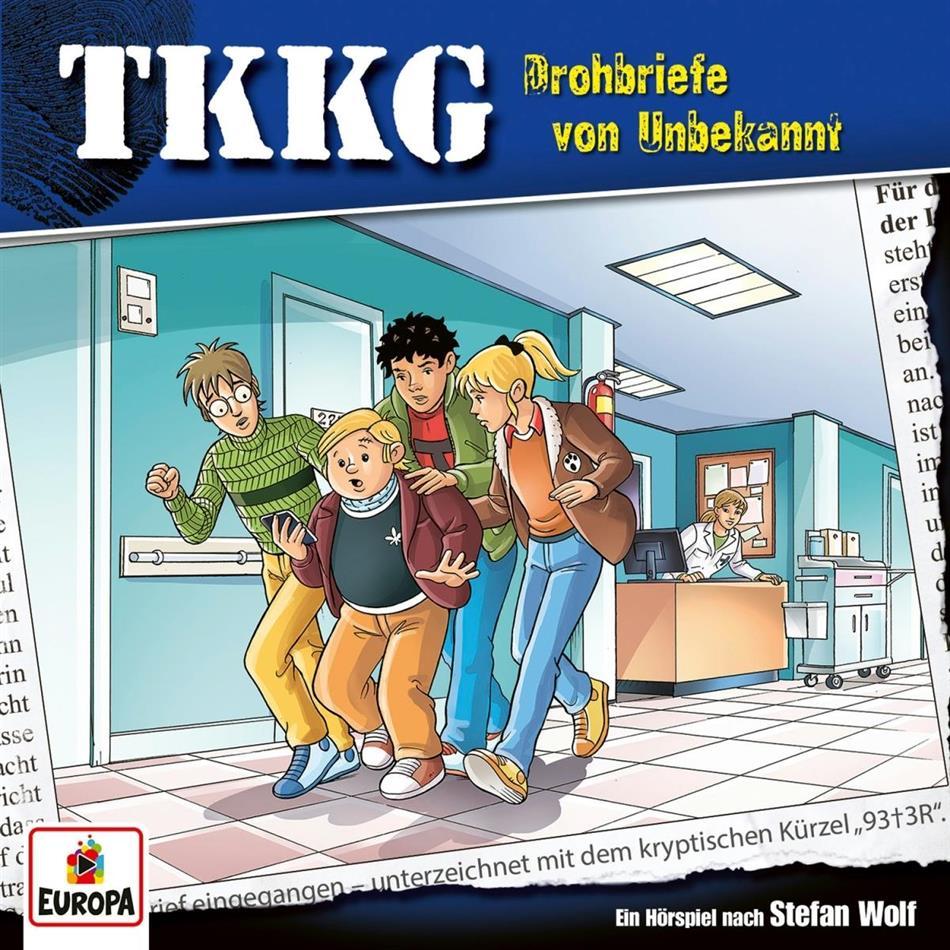 TKKG - 209/Drohbriefe von Unbekannt