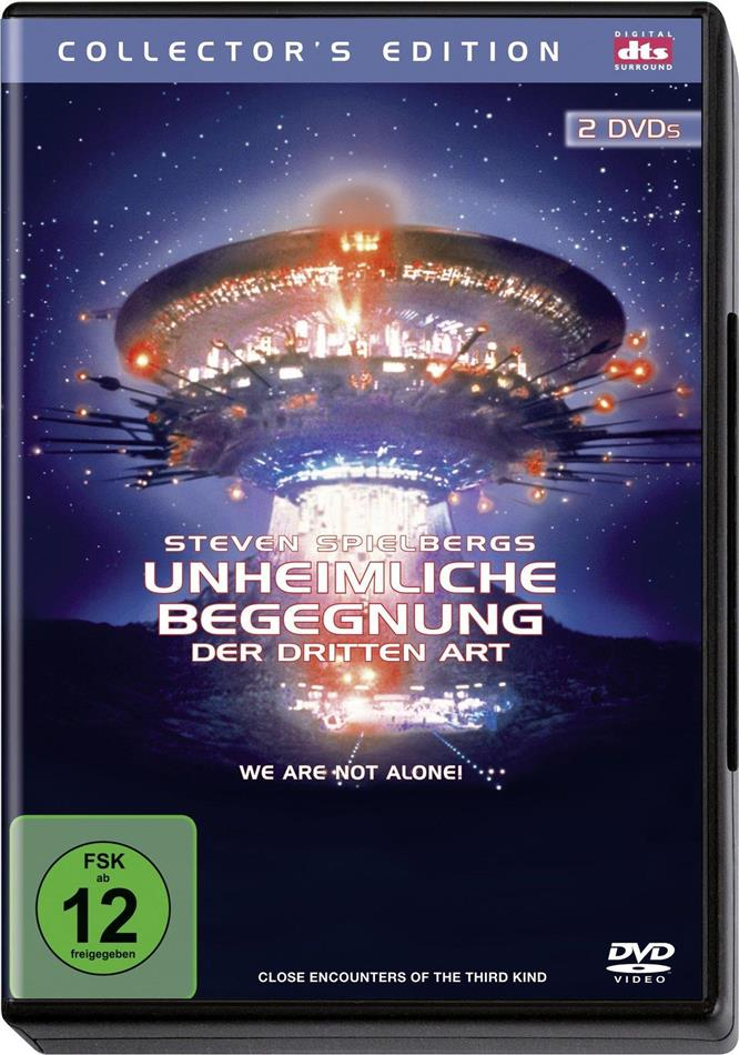 Unheimliche Begegnung der dritten Art (1977) (Collector's Edition, 2 DVDs)