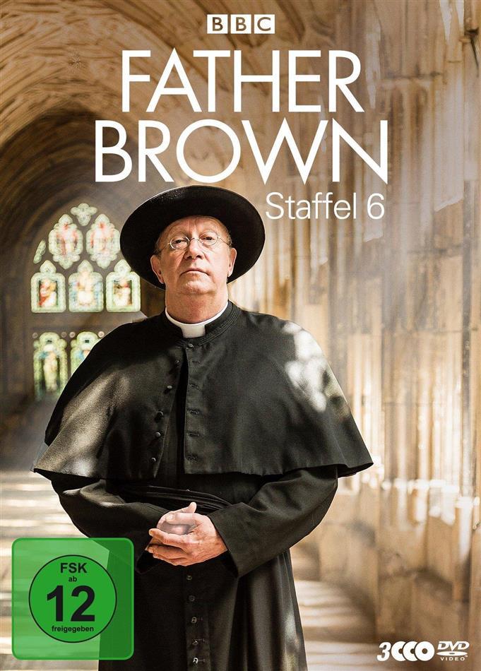Father Brown - Staffel 6 (BBC, 3 DVDs)