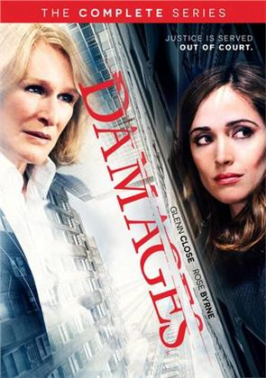 Damages - The Complete Series (10 DVD)