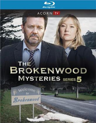 The Brokenwood Mysteries - Series 5 (2 Blu-rays)