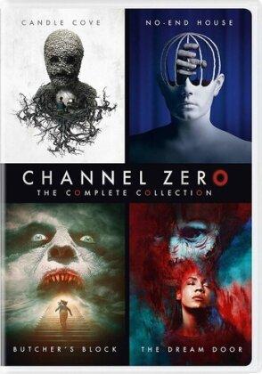 Channel Zero - Seasons 1-4 (8 DVDs)