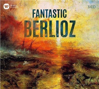 Nelson, Joyce DiDonato, Kent Nagano, Leonard Bernstein (1918-1990), Sir Simon Rattle, … - Fantastic Berlioz (3 CDs)