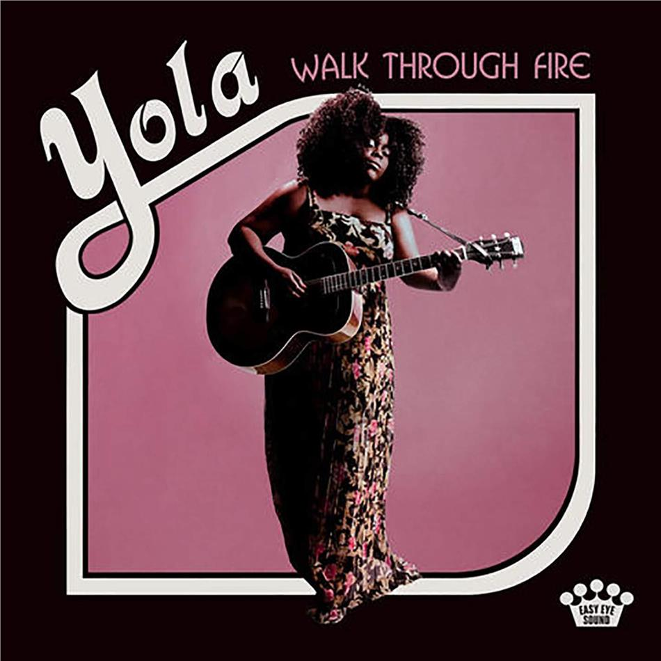 Yola - Walk Through Fire (LP)