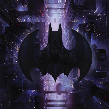 Danny Elfman - Batman (1989) - OST (LP)