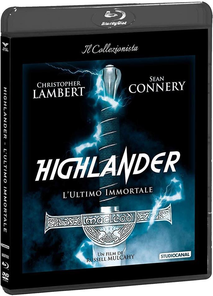 Highlander - Highlander - L'ultimo immortale (1986) (Il Collezionista, Blu-ray + DVD)