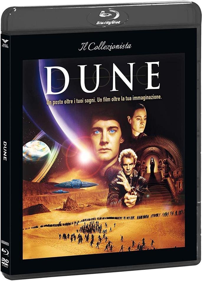 Dune (1984) (Il Collezionista, Blu-ray + DVD)
