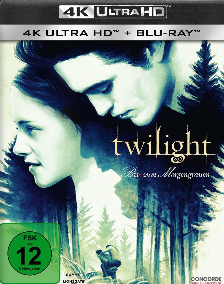 Twilight - Bis(s) zum Morgengrauen (2008) (Jubiläumsedition, 4K Ultra HD + Blu-ray)