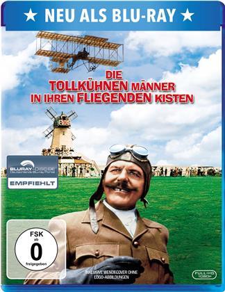 Die tollkühnen Männer in ihren fliegenden Kisten (1965)