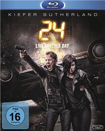 24 - Live Another Day - Staffel 9 (3 Blu-rays)