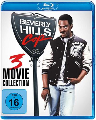 Beverly Hills Cop 1-3 - 3 Movie Collection (Neuauflage)