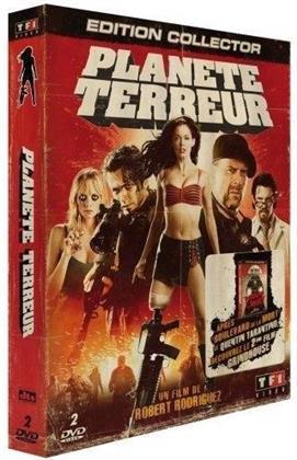 Grindhouse - Planète Terreur (2007) (Collector's Edition, 2 DVDs)